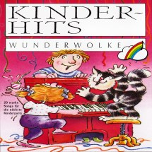 "CD-Cover: WUNDERWOLKE ""KINDER-HITS"""